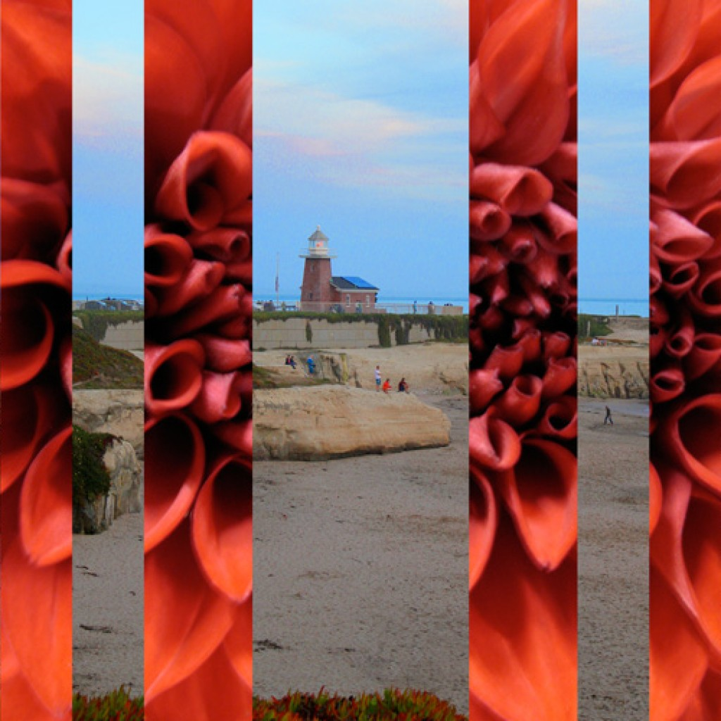 Red Flower Lighthouse