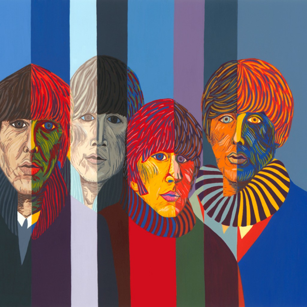 Yesterday and Forever Beatles Parody