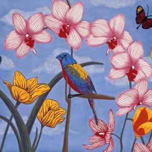Springtime 400 H Pixels