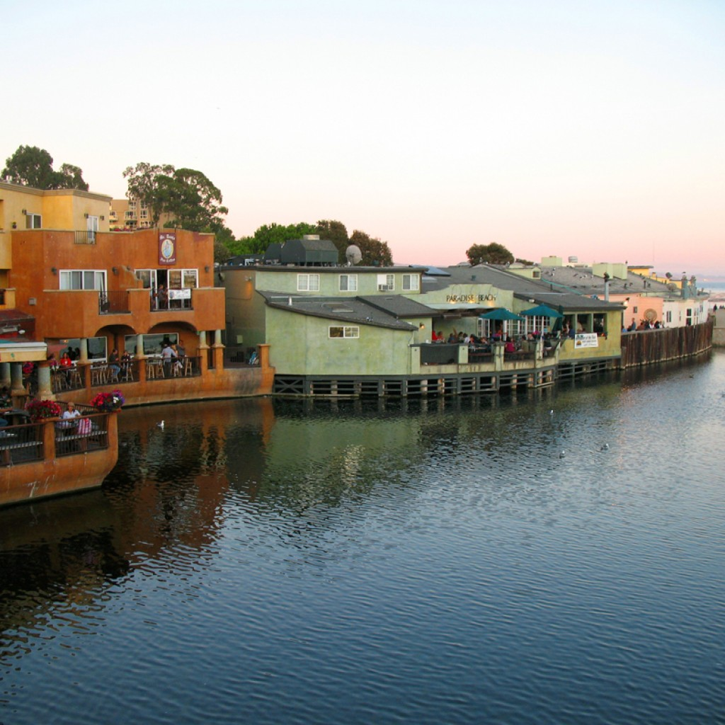 Capitola River Views