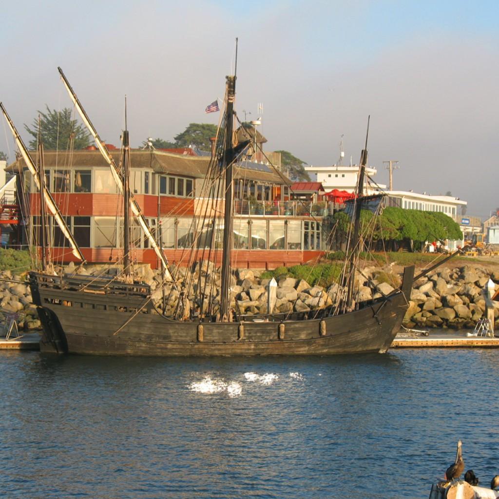 Nina Ship Replica