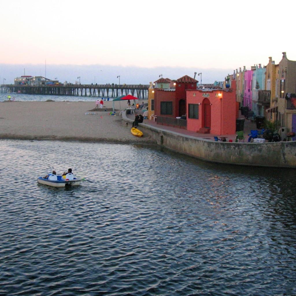Venetian Hotel + River